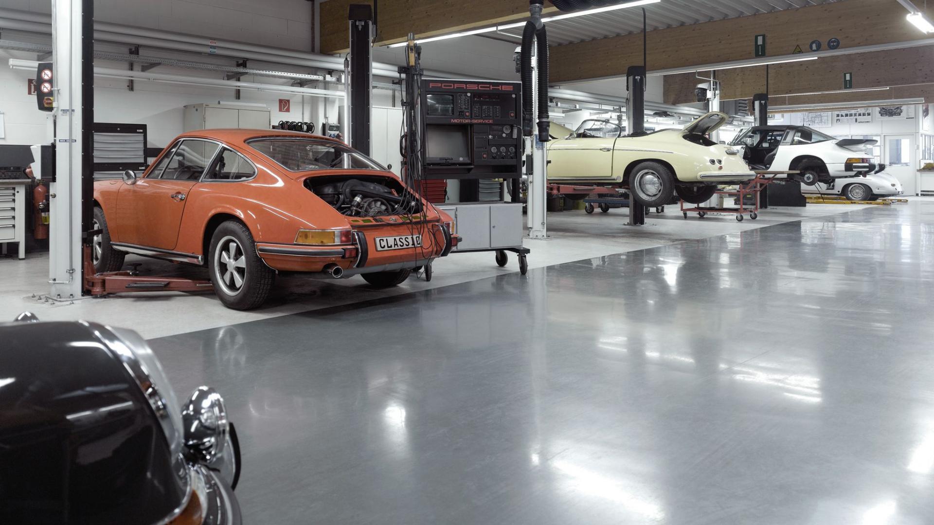 Porsche Classic gebruikt 3D-printer voor zeldzame onderdelen