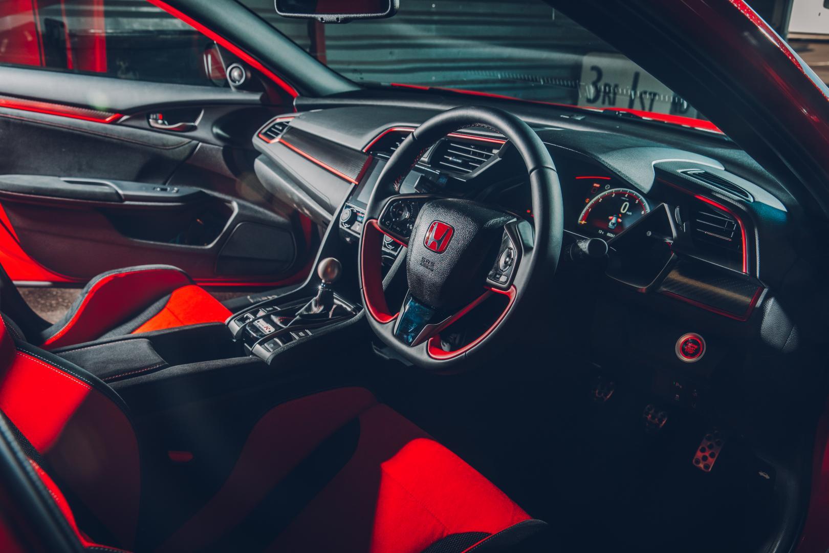 Honda Civic Type - R interieur