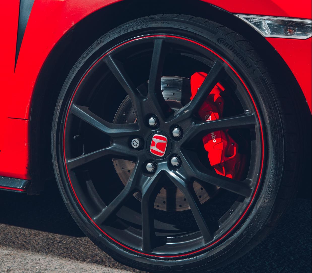 Wonderbaar Honda Civic Type R vs Volkswagen Golf GTI vs Volkswagen Up GTI TM-31
