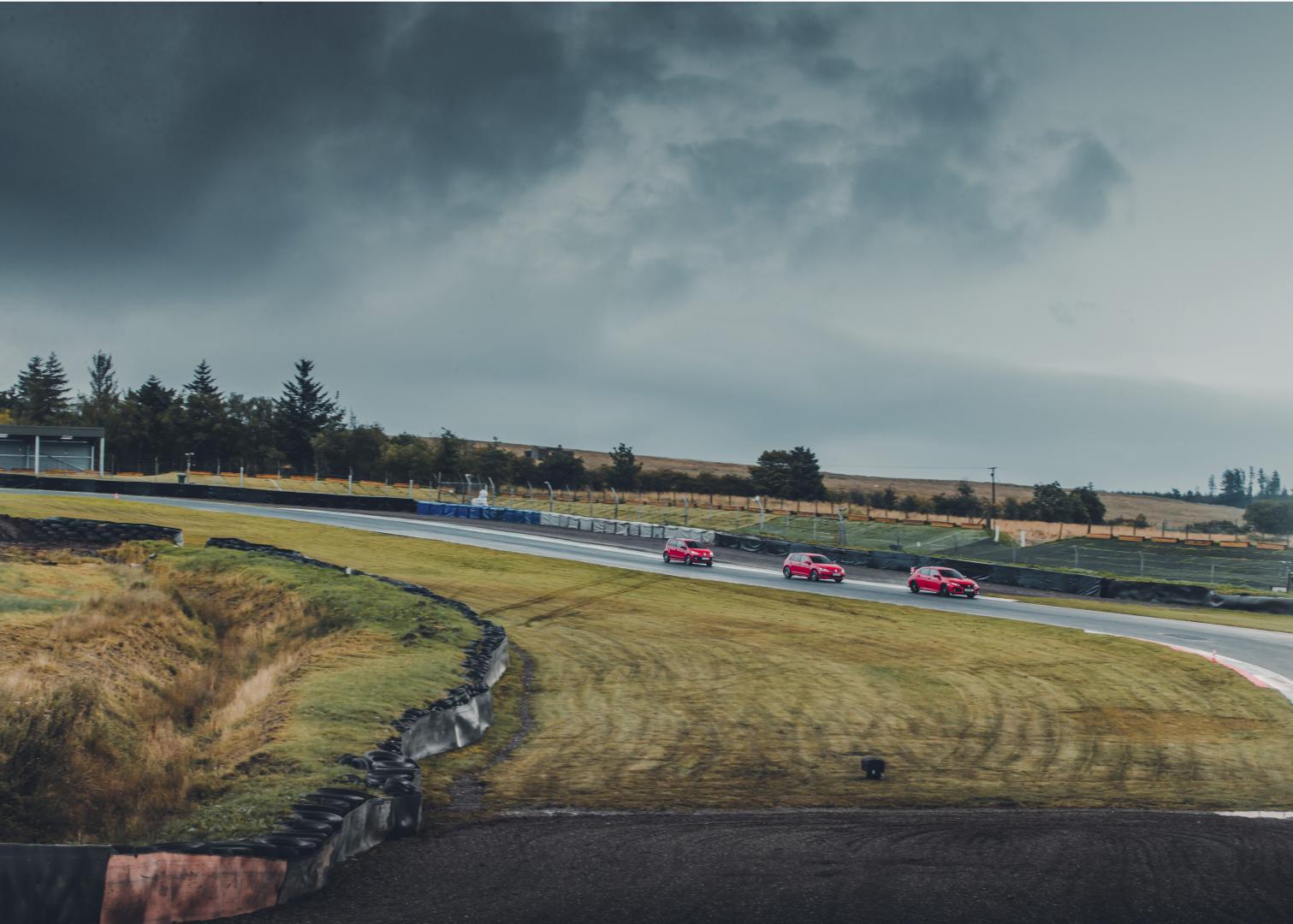 Hete Hatches (VW vs Honda vs VW)