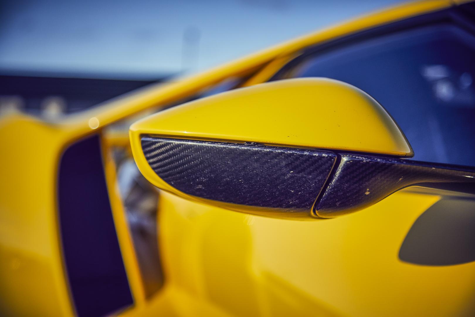 Ford GT Spiegel