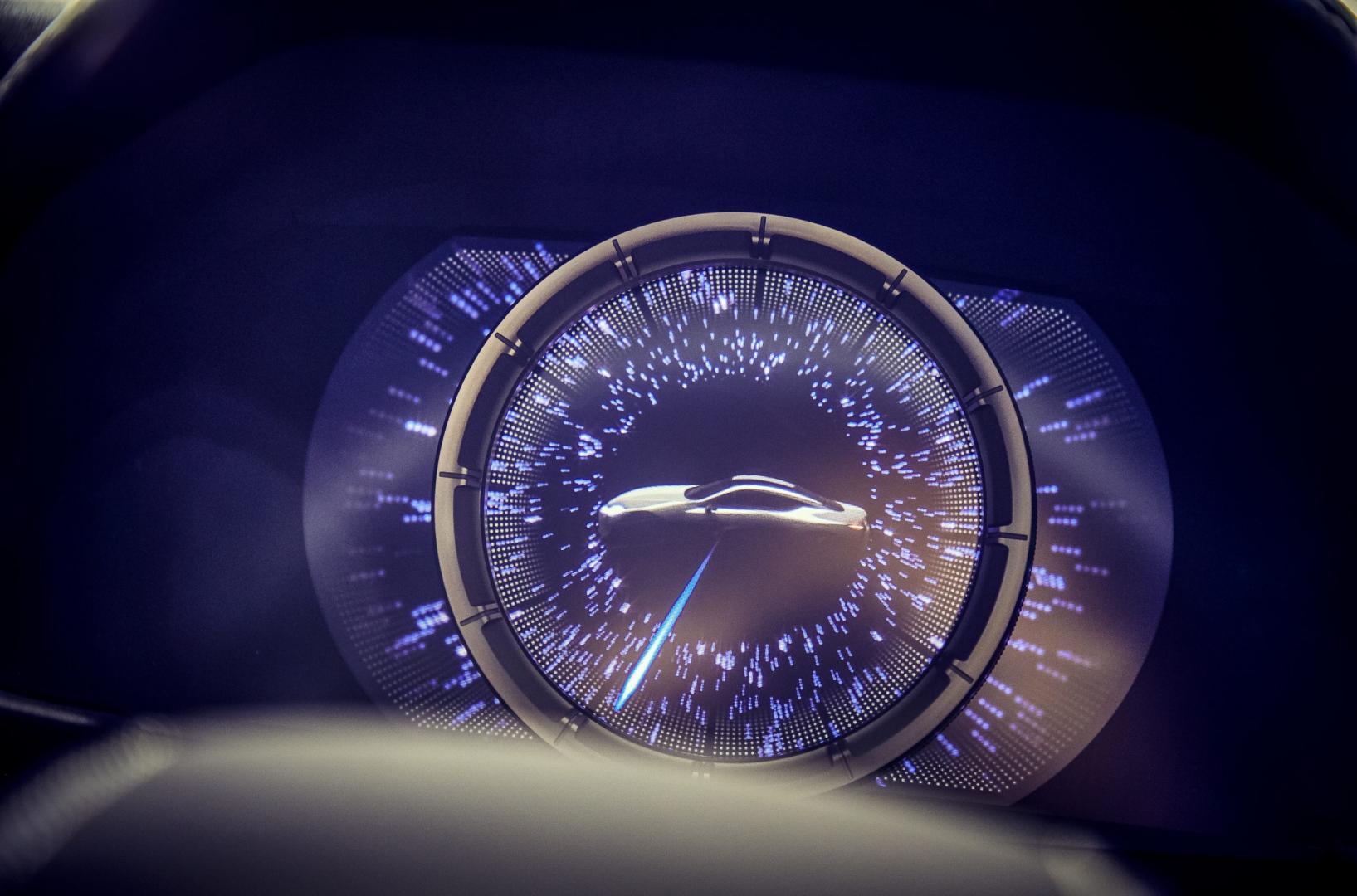 Lexus LC500 (display)