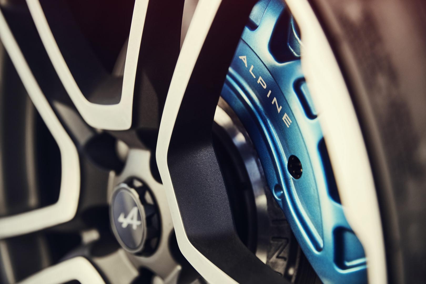 Alpine A110 Première Edition velg (2018)