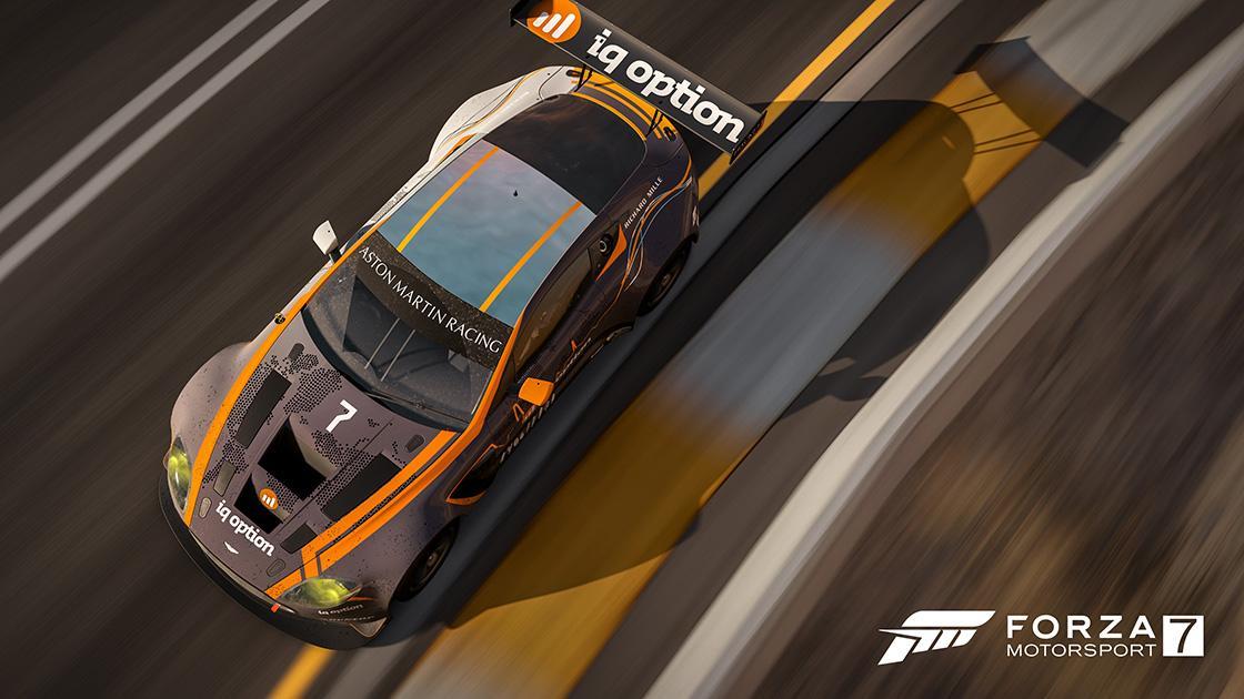 Aston Martin Racing Vantage V12 GT3