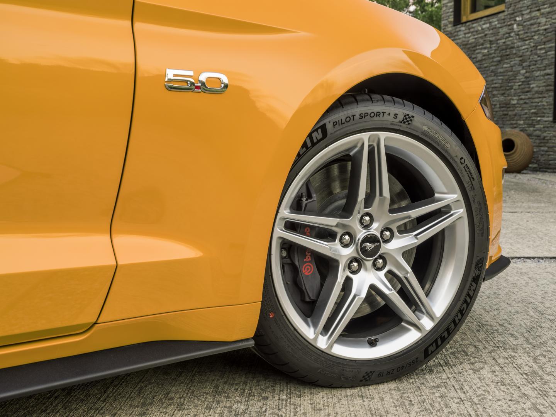 Ford Mustang velg (2018)