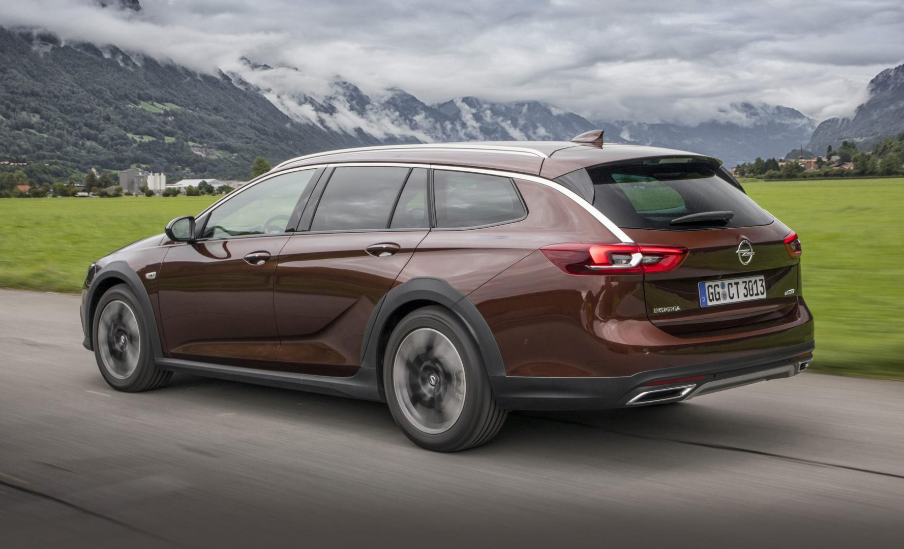 Opel Insignia Country Tourer 2.0 Turbo 4x4 (2018)