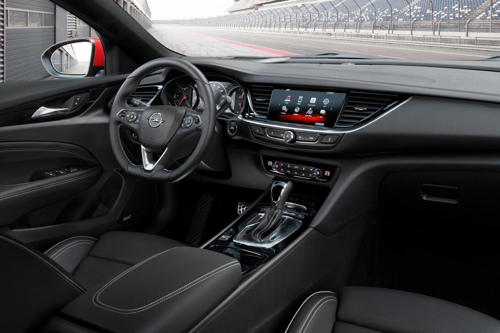 Opel Insignia Gsi 2018 1e Rij Indruk Topgear Nederland