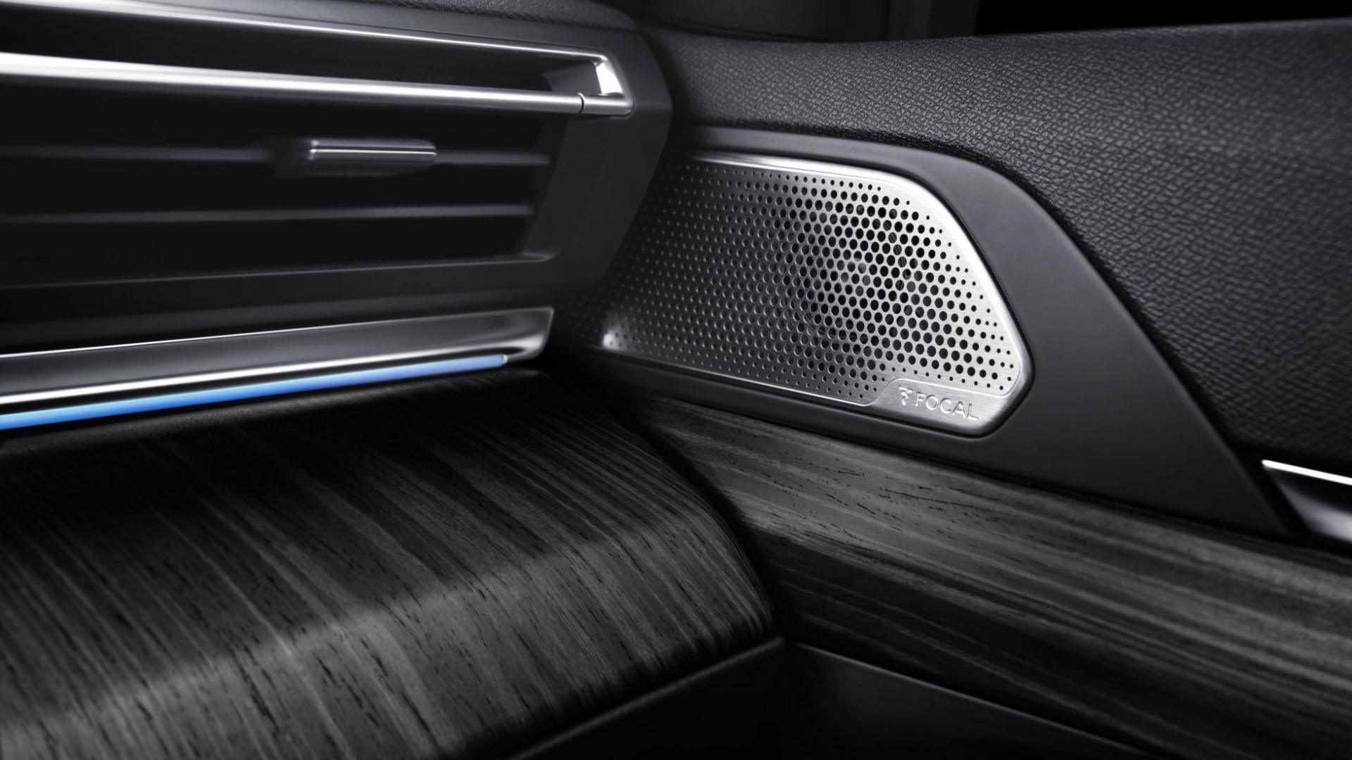 Peugeot 508 (2018) interieur