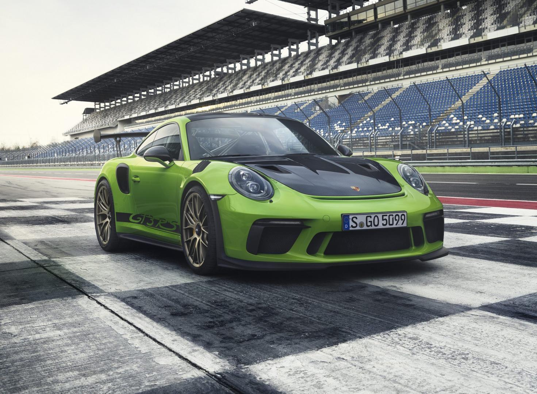 Porsche 911 GT3 RS 991.2 (2018)