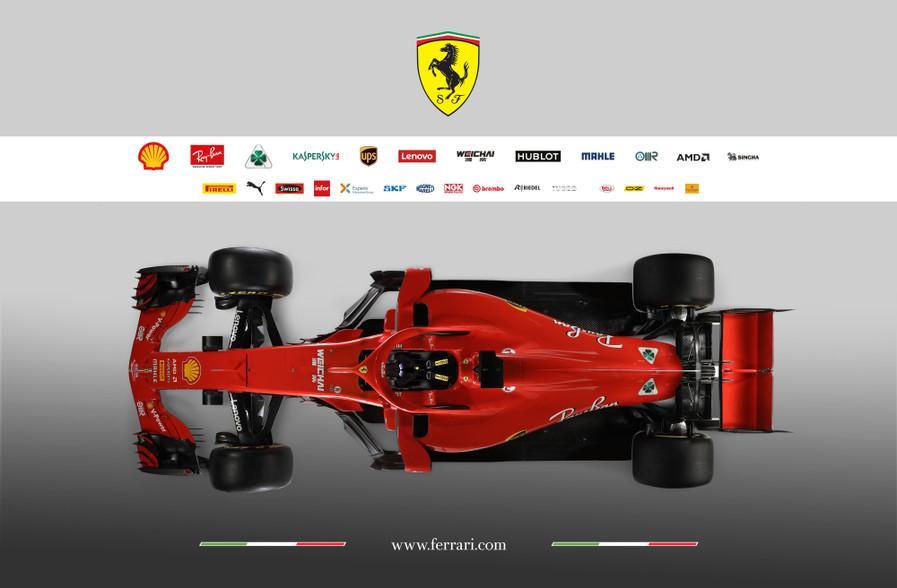 Ook De Nieuwe F1 Auto Van Ferrari Is Los Topgear Nederland