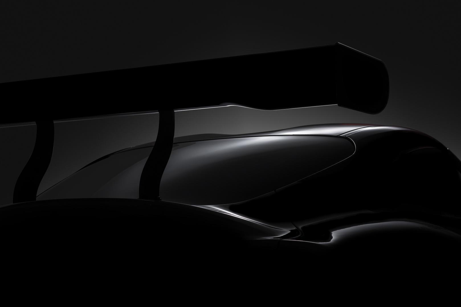 De nieuwe Toyota Supra krijgt een enorme spoiler