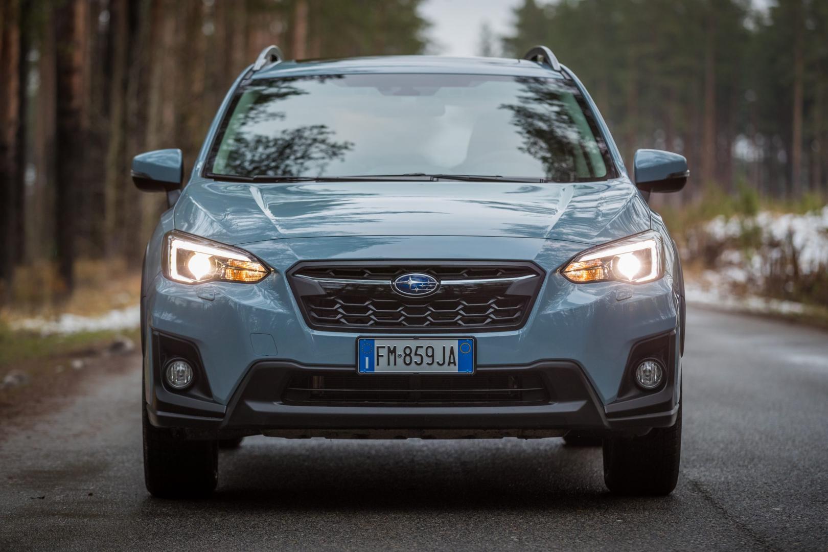 Subaru XV 1.6i Premium Lineartronic CVT (2018)