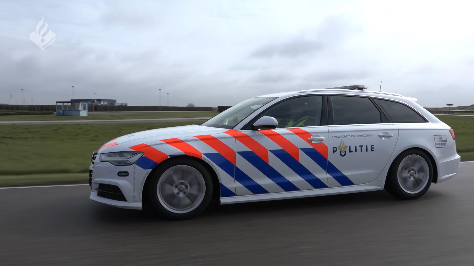 Audi A6 Van De Politie Vs De Ramkraak Rs En Topgear