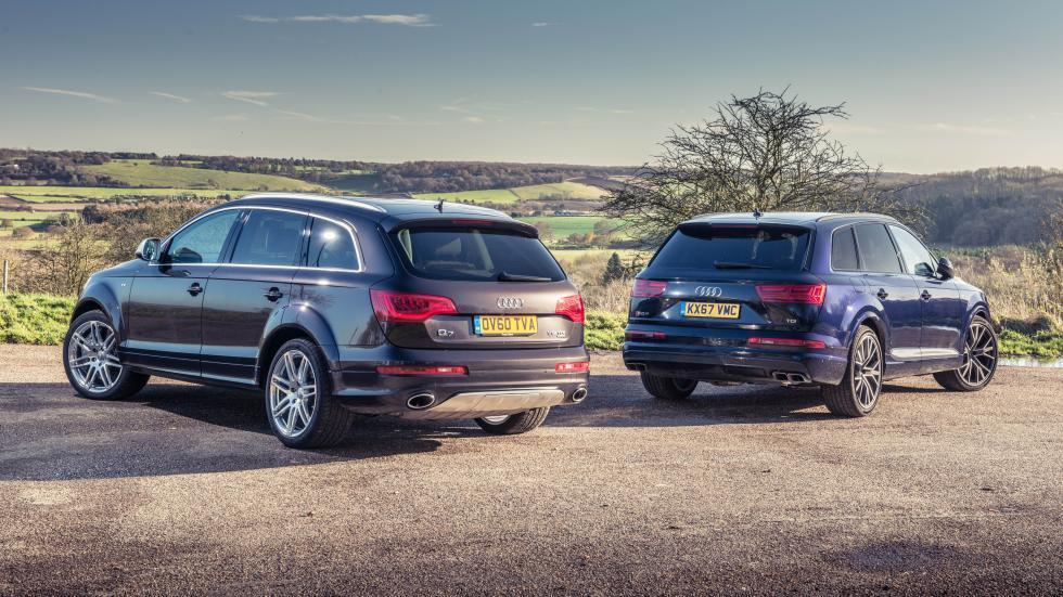 Audi SQ7 vs Q7 V12