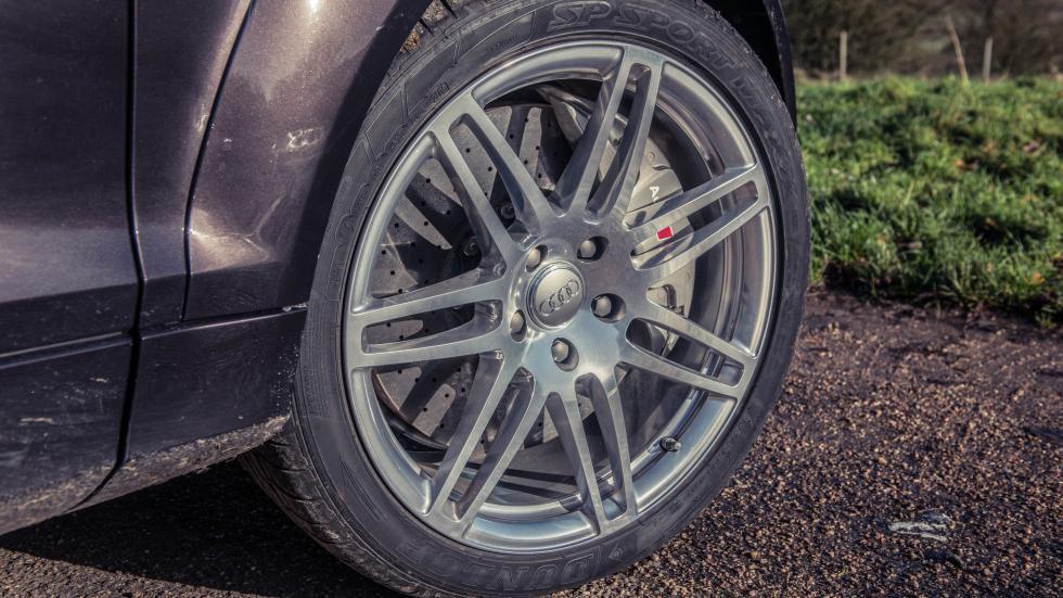 Audi Q7 V12 TD velgen RS