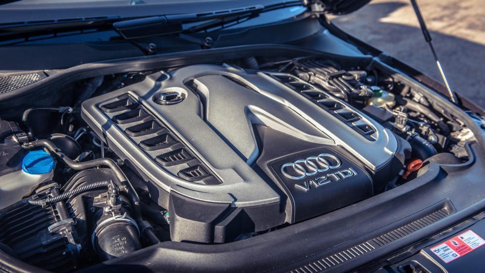 Audi Q7 V12 TDI motor