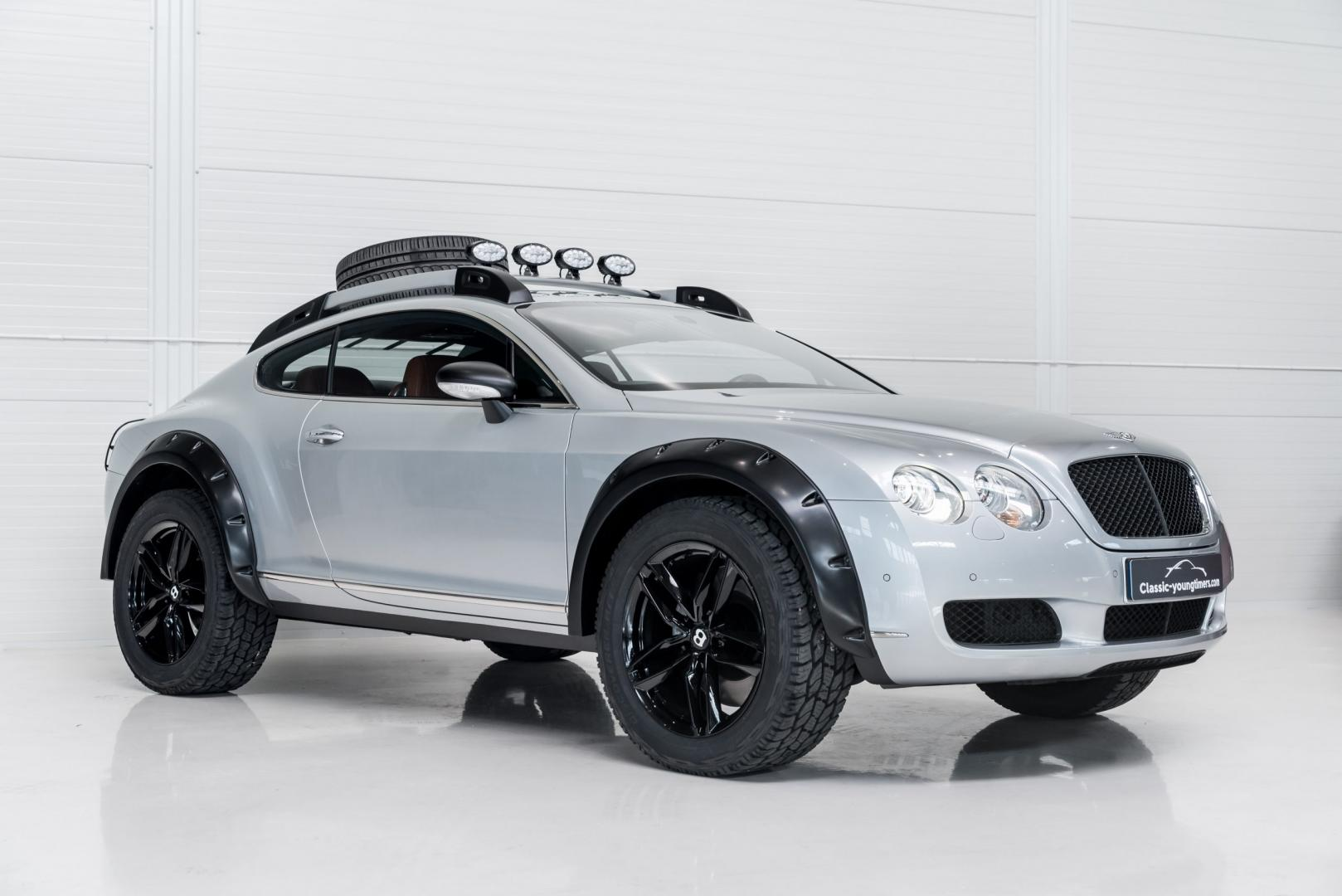 offroad-Bentley Continental GT
