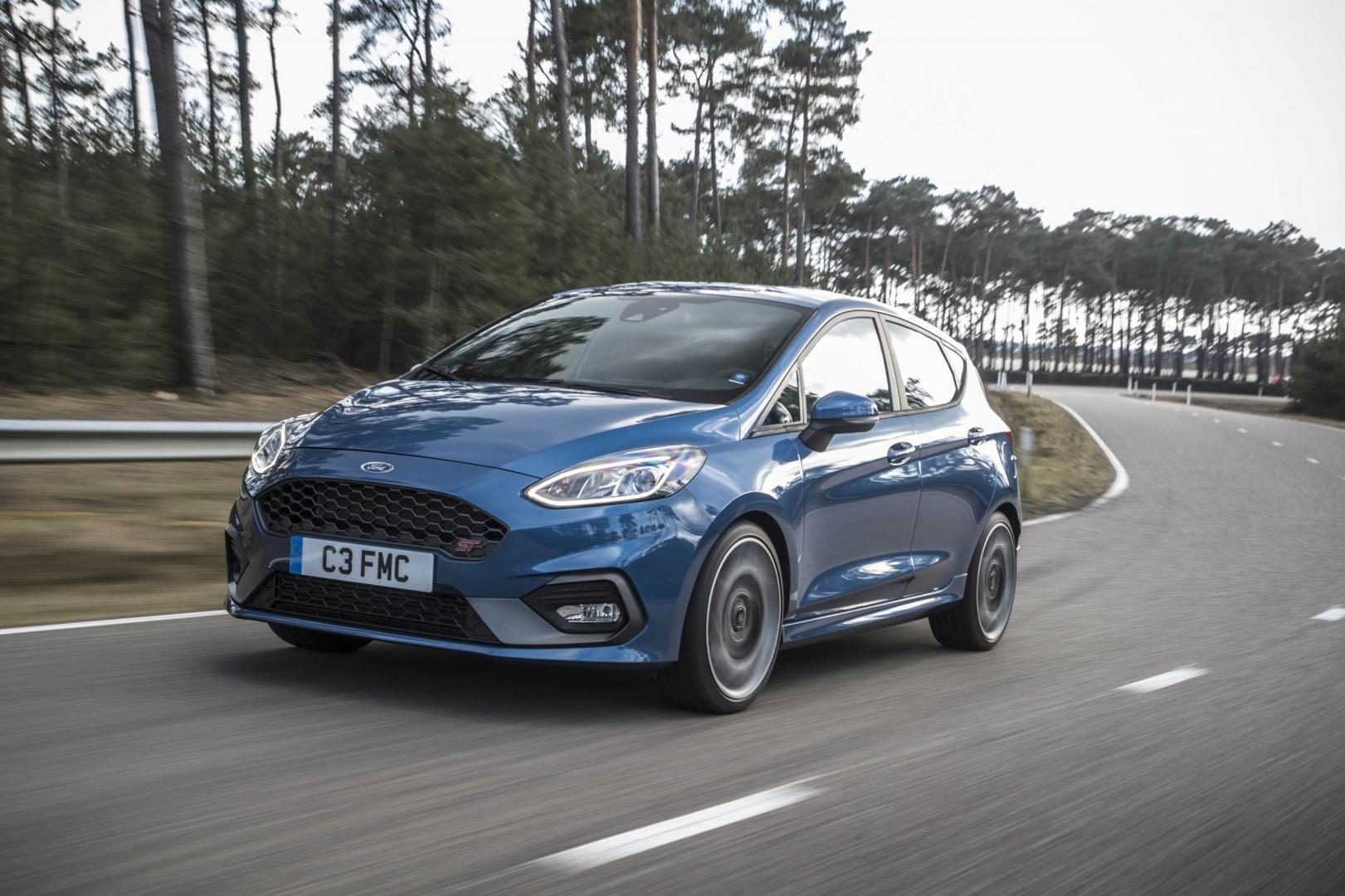 Ford Fiesta ST 2018