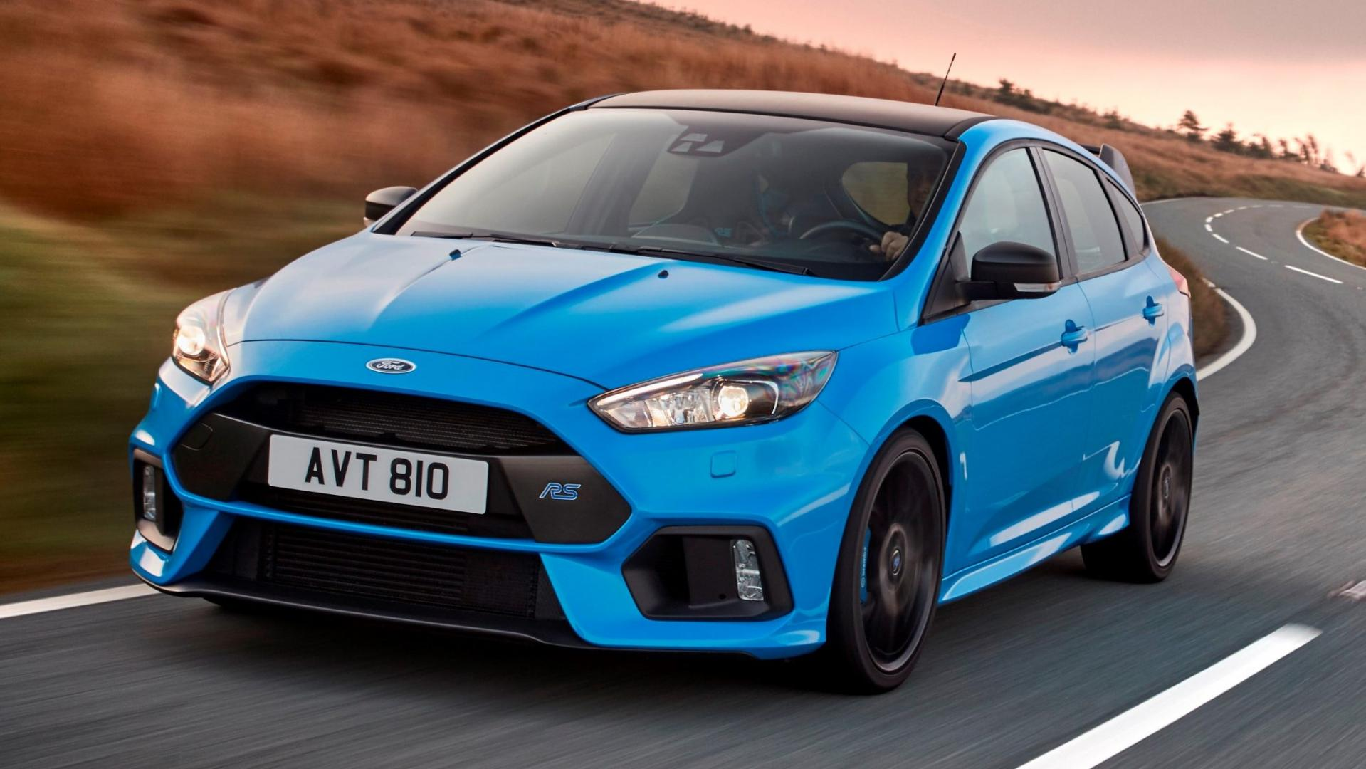 Ford Focus RS Option Pack (2018)