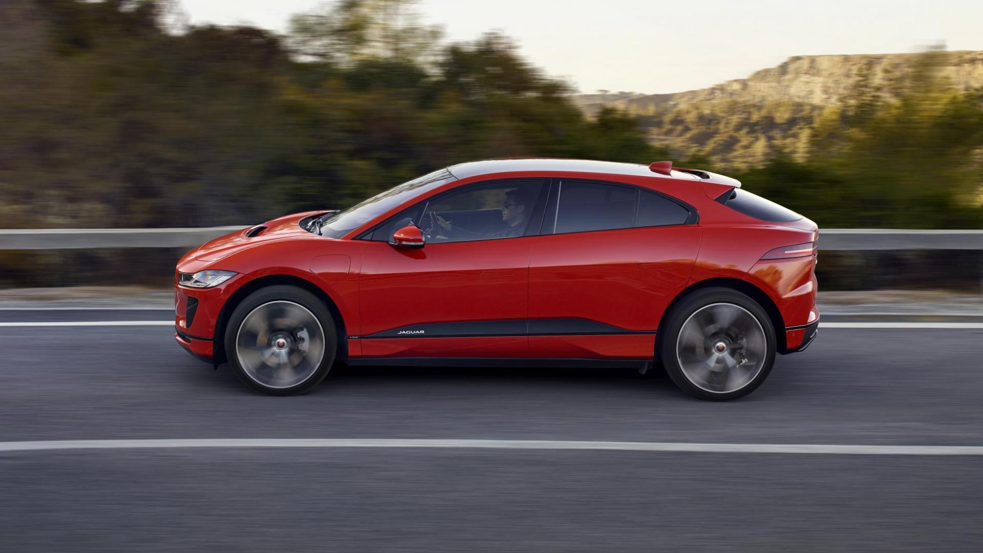 Jaguar I-Pace (2018) - prijs en specificaties - TopGear ...