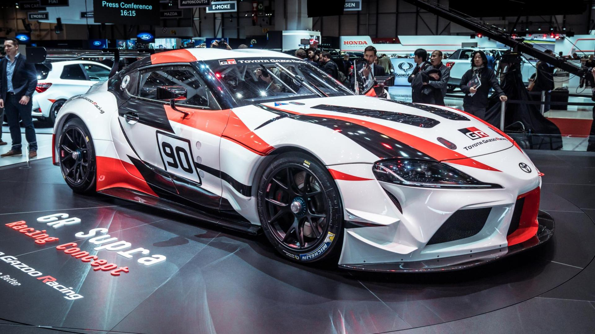 Toyota Supra 2019 Releasedatum Specificaties En Motor