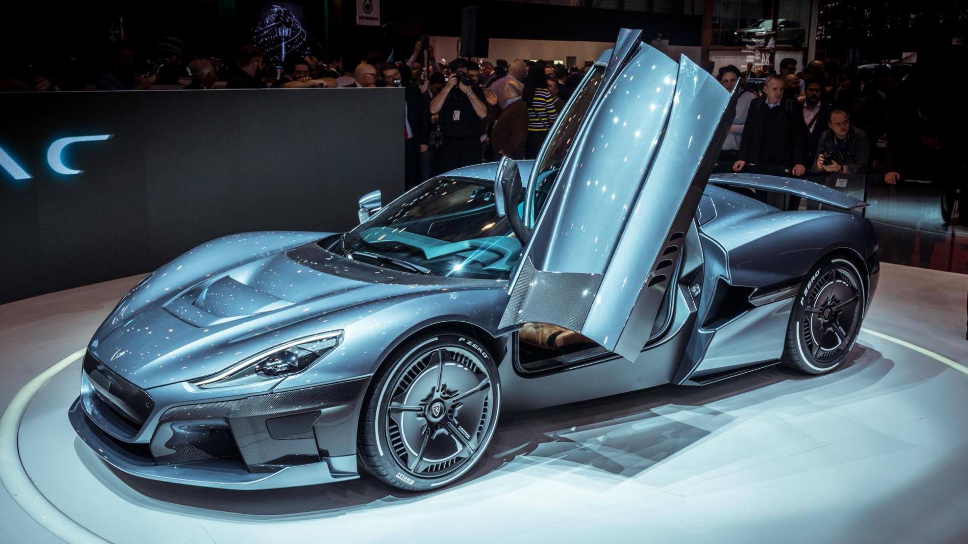 Rimac C_Two (2018)
