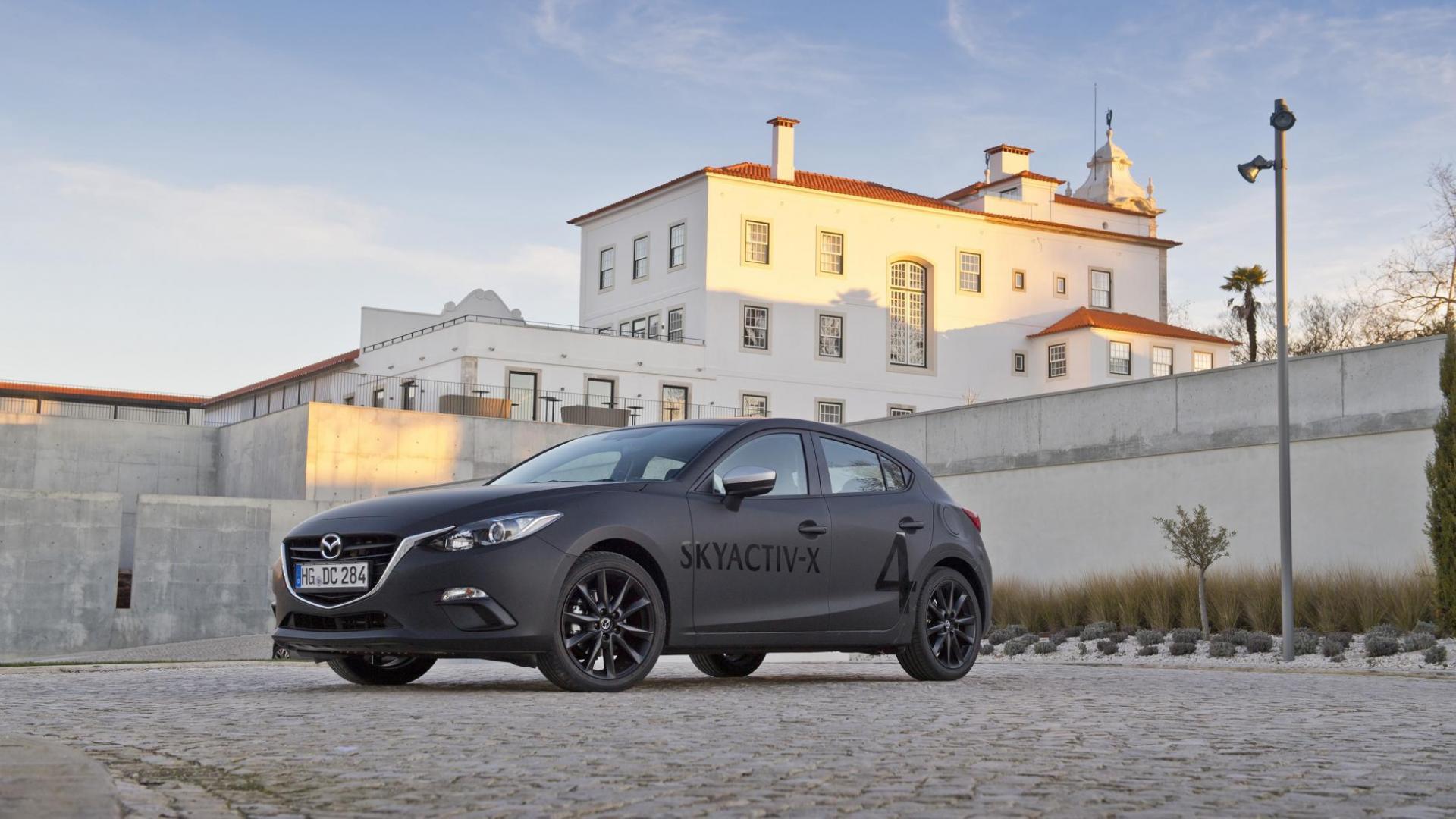 Mazda Skyactiv-X 2.0Mazda Skyactiv-X 2.0