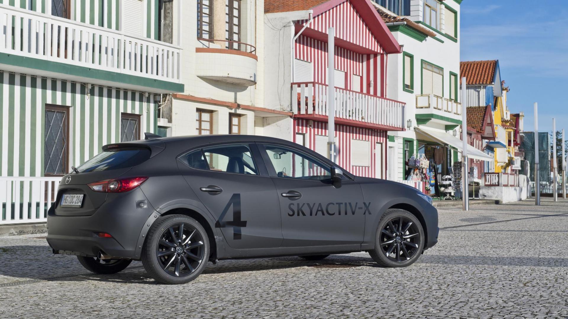 Mazda Skyactiv-X 2.0
