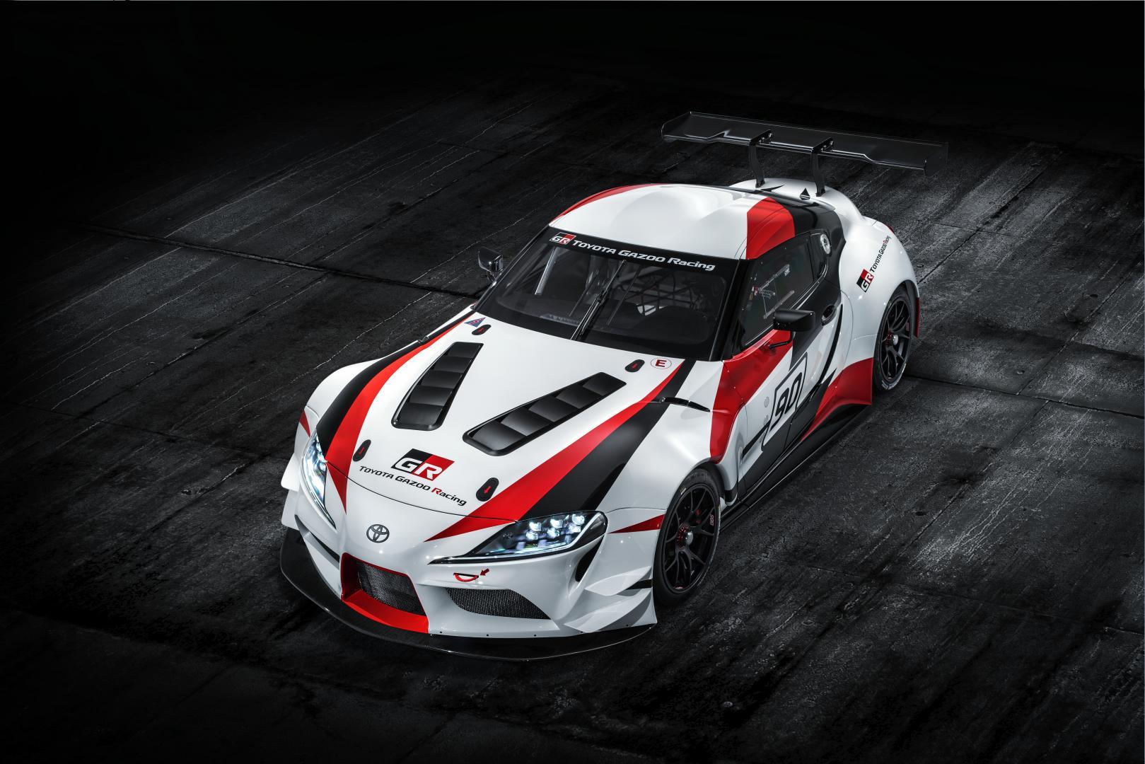 Toyota GR Supra Racing Concept Toyota GR Supra Racing Concept