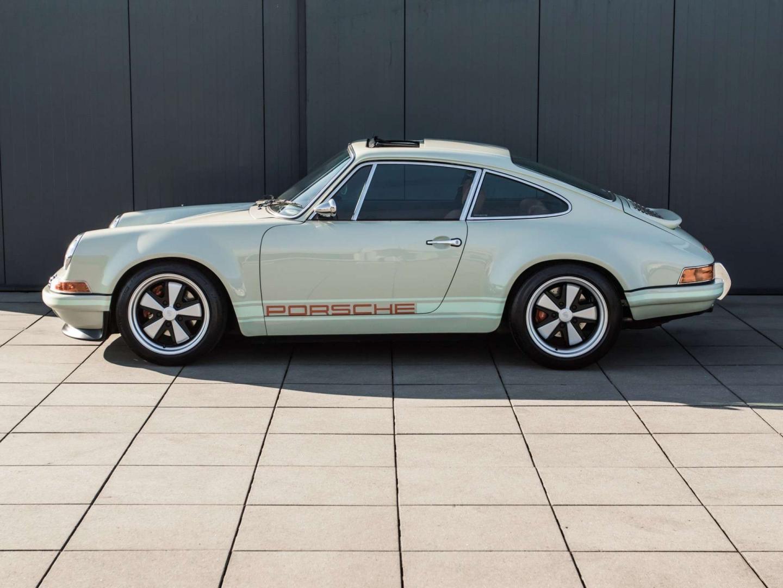 Singer-Porsche von Schmidt