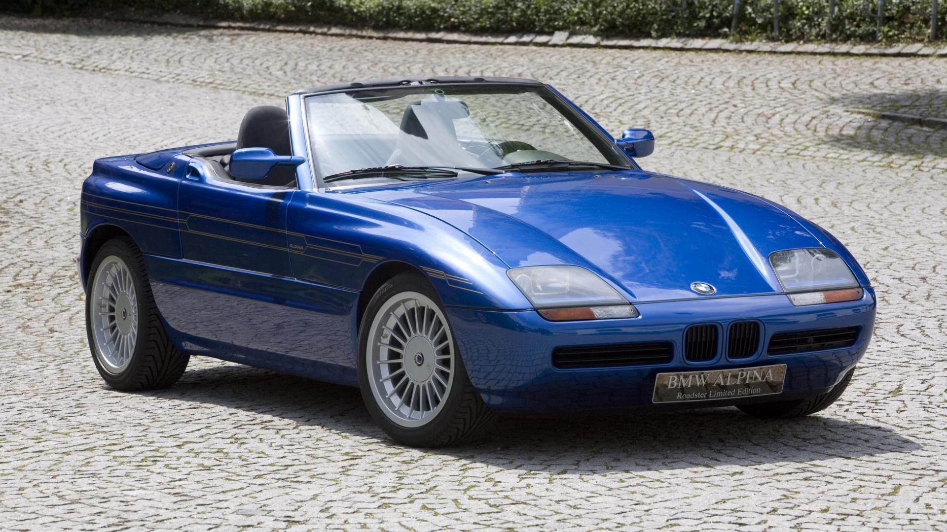 BMW Z1 roadster alpina