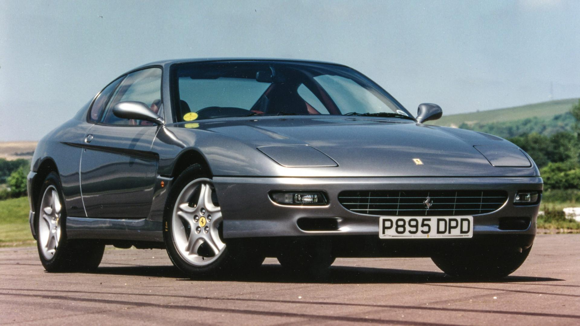 Ferrari 456 GT (tweedehands sportauto)