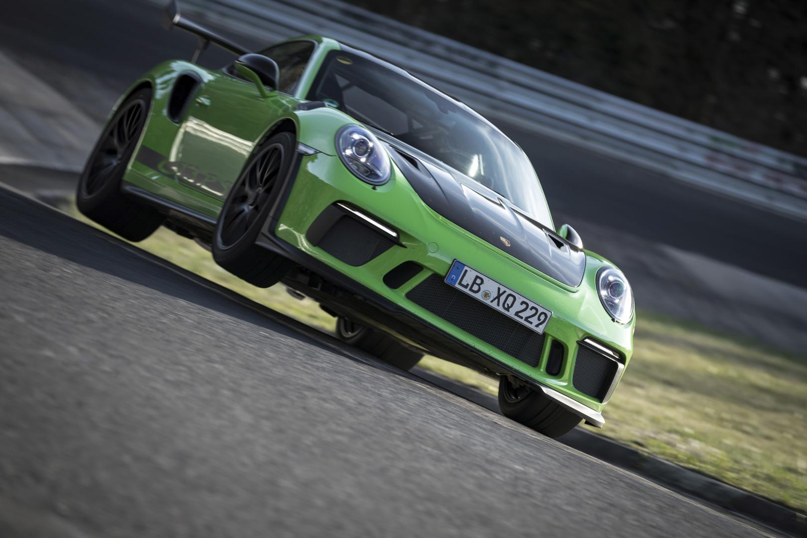 Porsche 911 GT3 RS Nürburgring