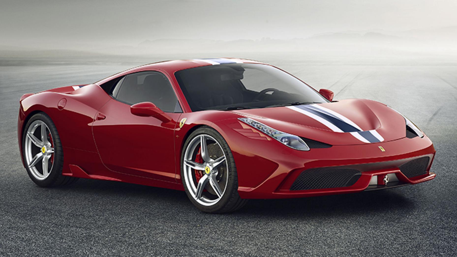 Ferrari 458 Speciale: 1m 23.5s