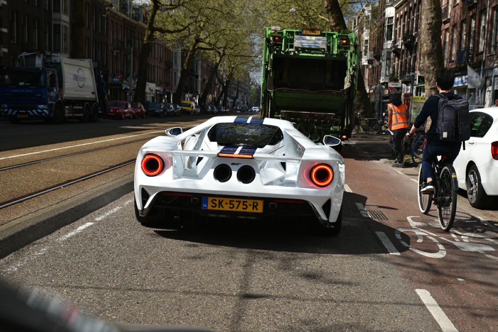 Ford GT Afrojack Jeroen van den Berg