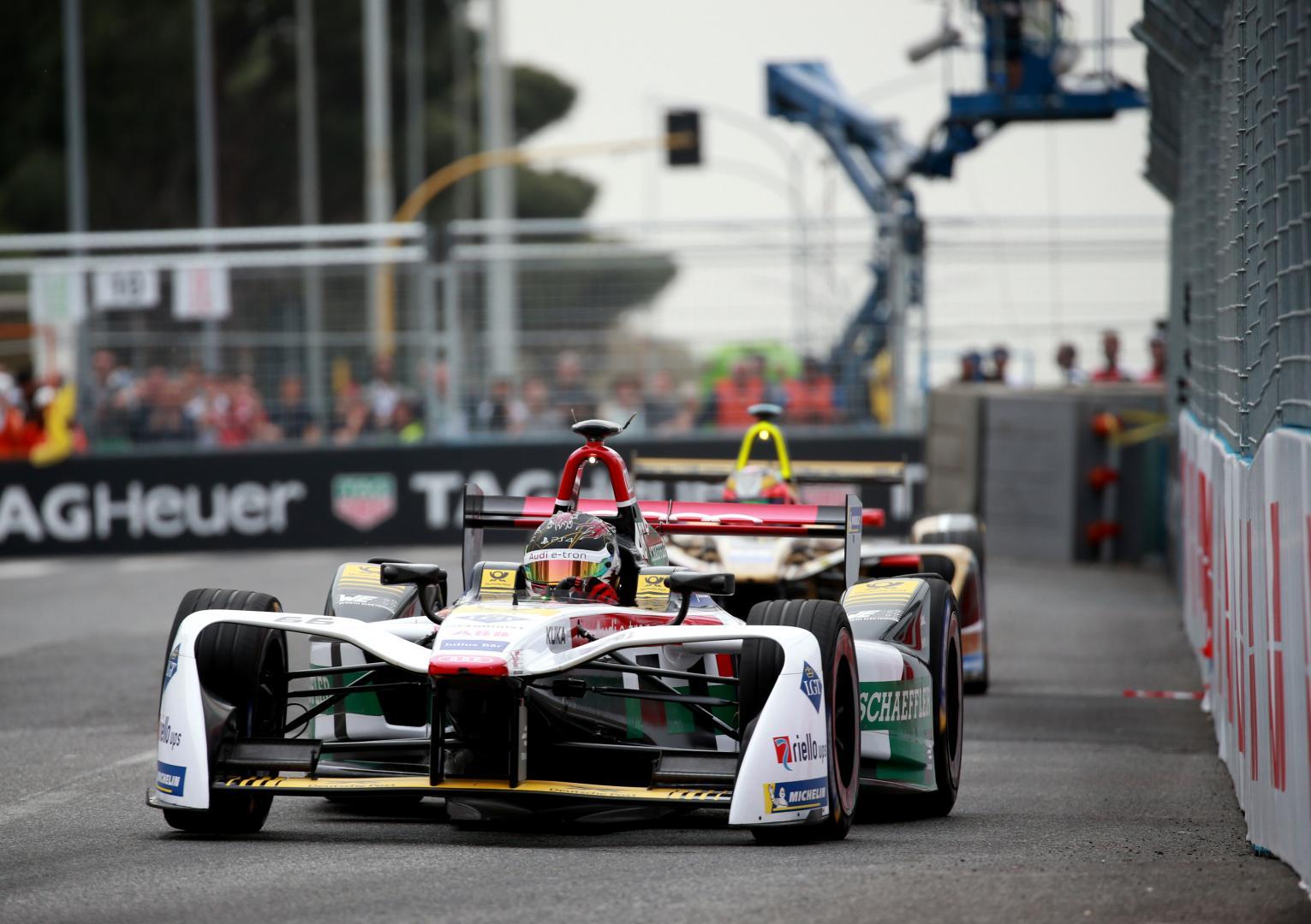 Formule E rome
