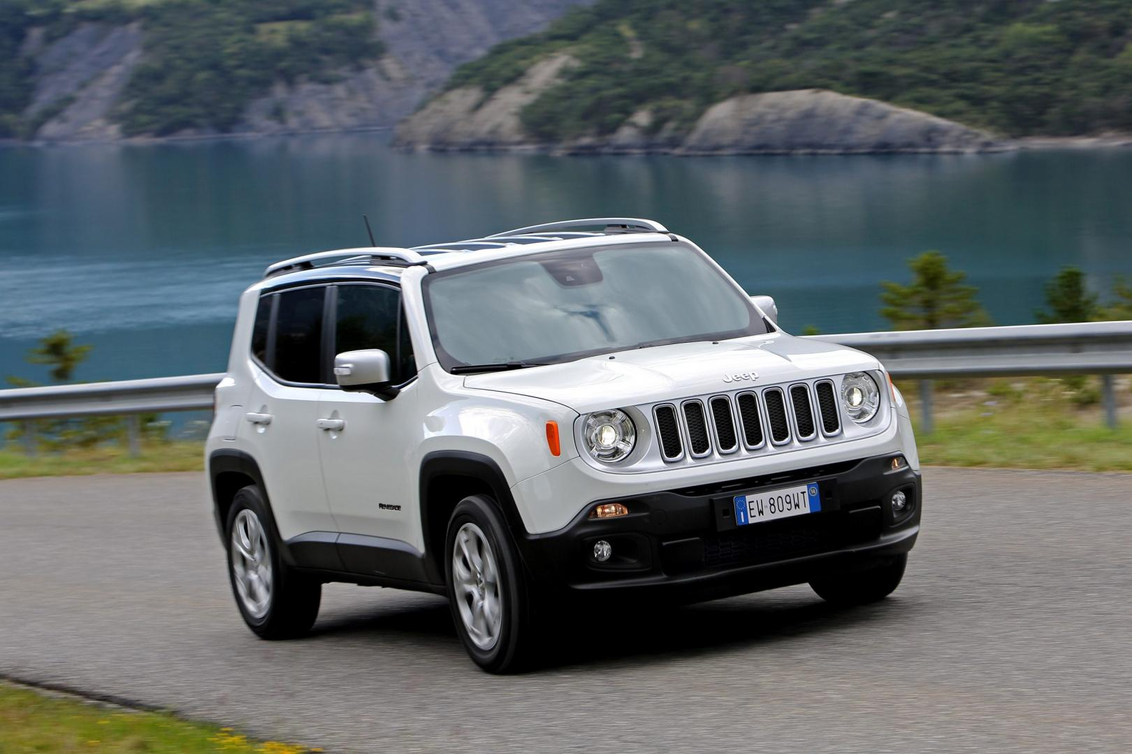 Jeep Renegade 1.4 MultiAir 140 pk DDCT Limited (2018)