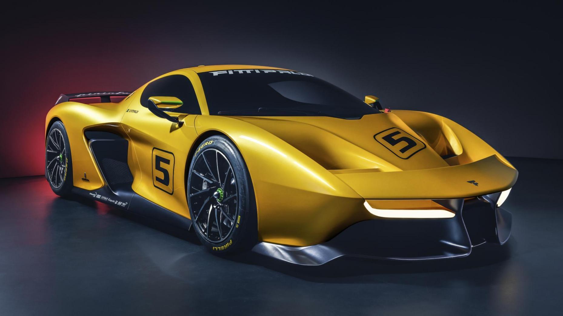 Gran Turismo conceptauto's