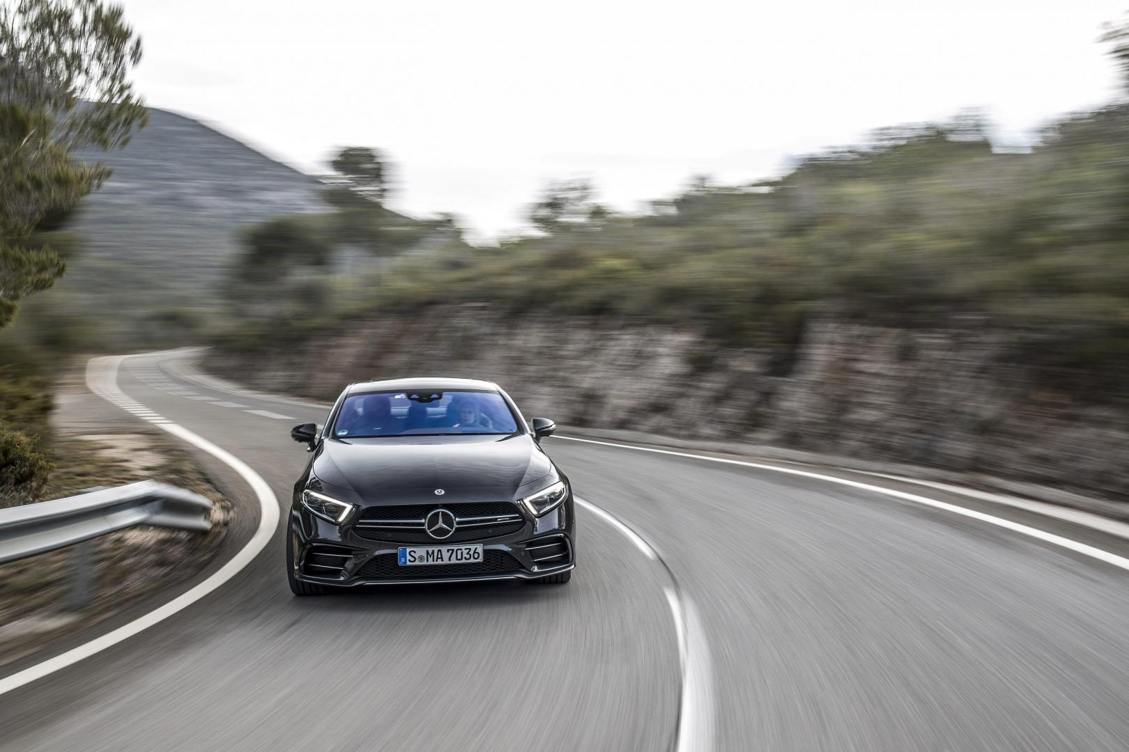 mercedes-amg-cls-53-4matic-test-2018- CLS 53