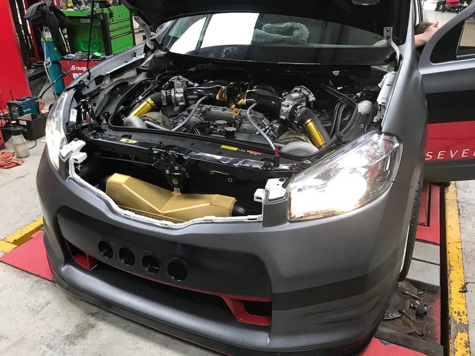 Nissan Qashqai-R