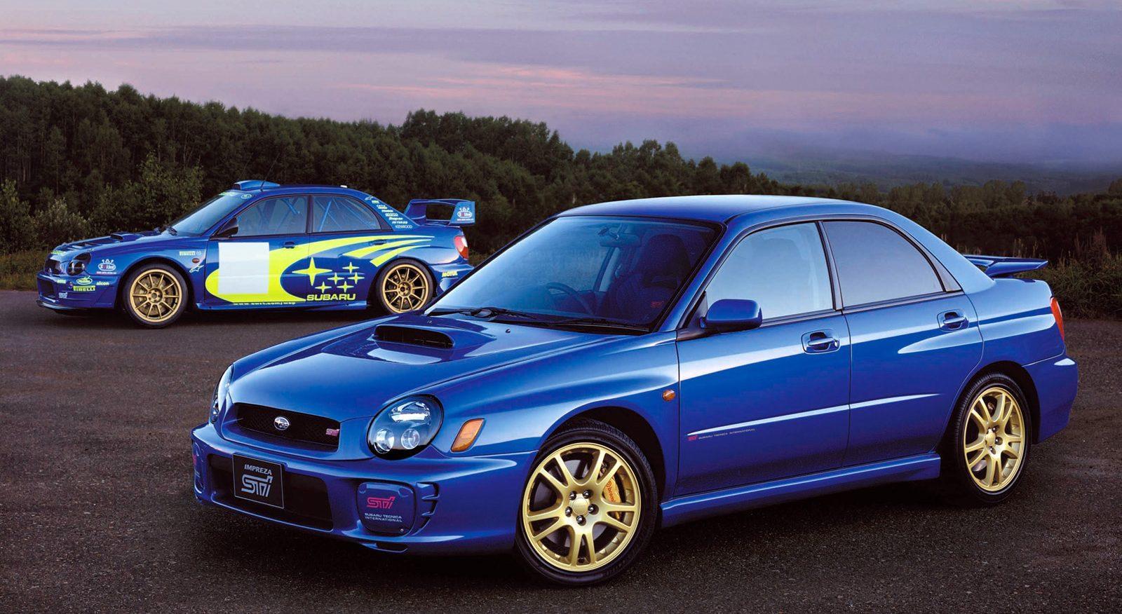Subaru Impreza Archieven - TopGear