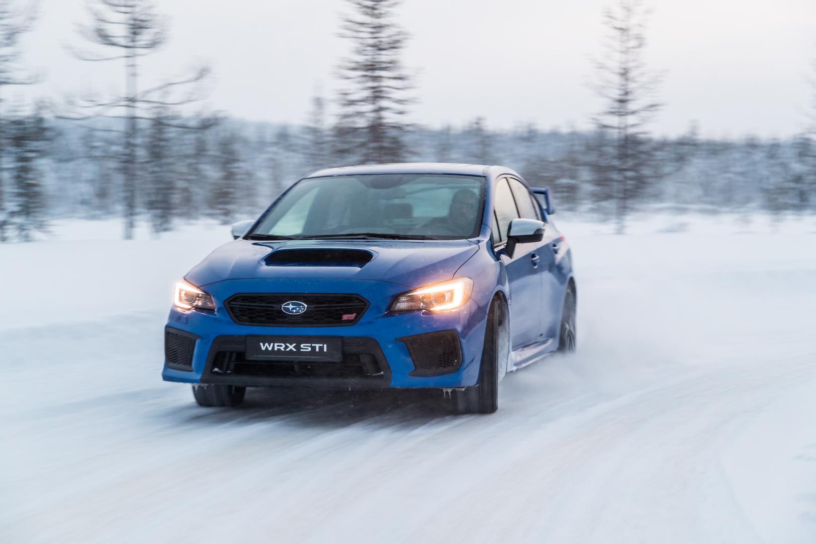 Subaru WRX STI (2018)