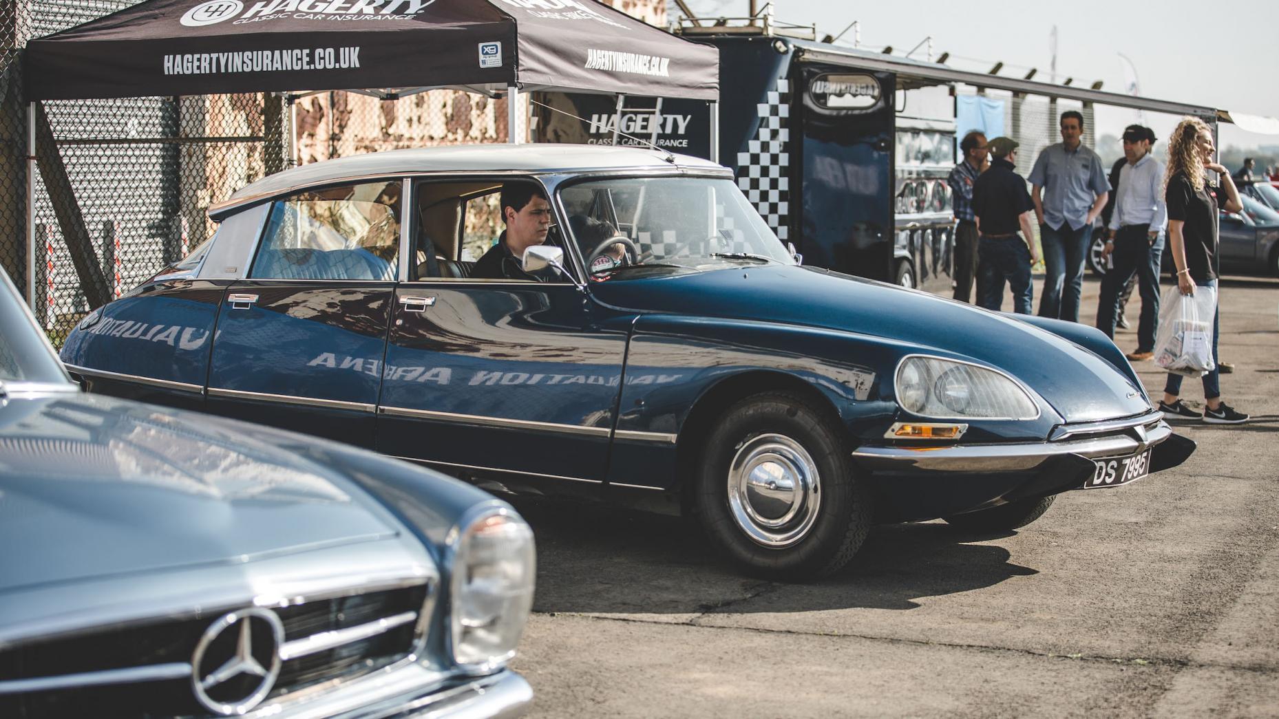 klassieke auto's