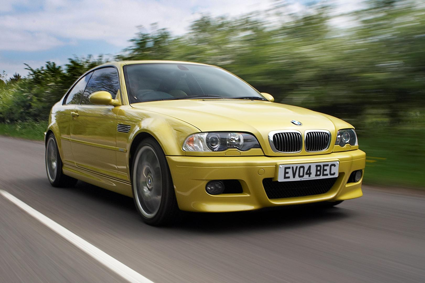 Tweedehands BMW E46 M3