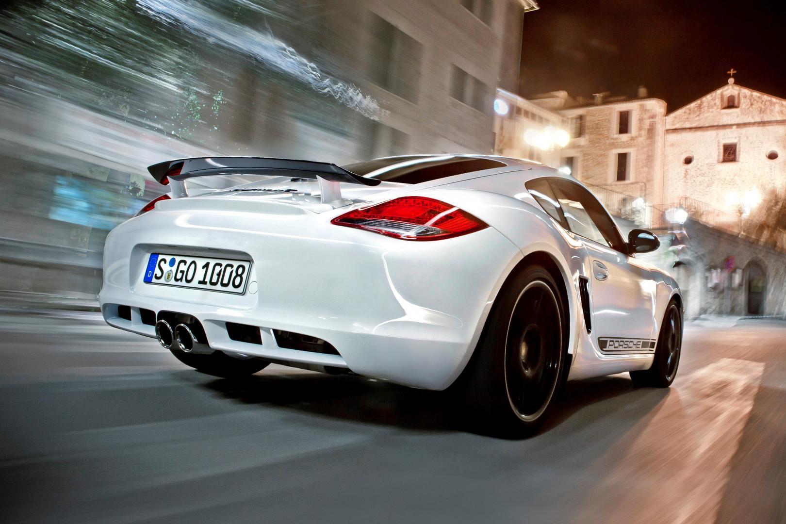 Tweedehands Porsche Cayman R