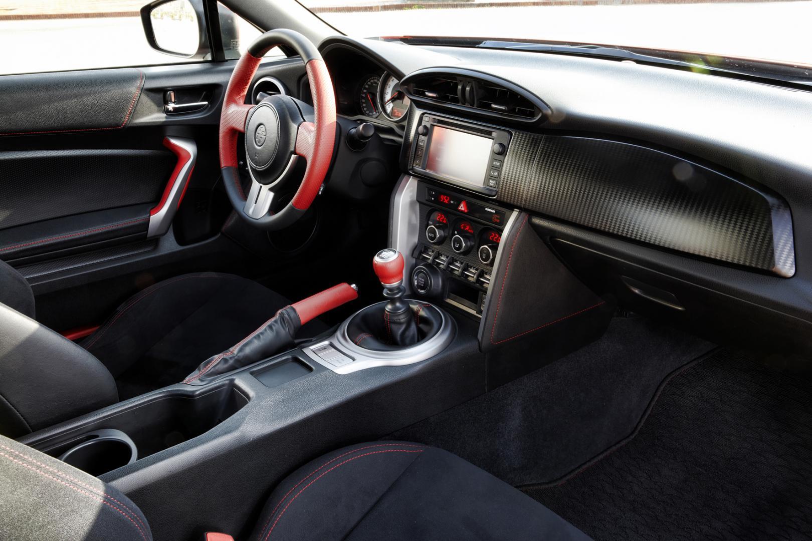 Tweedehands Toyota GT86 interieur (2012)