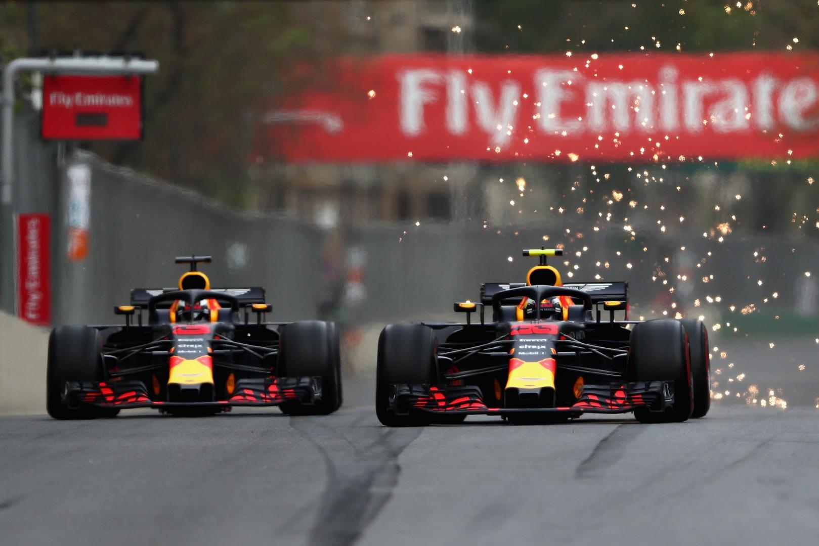 Uitslag van de GP van Azerbeidzjan 2018