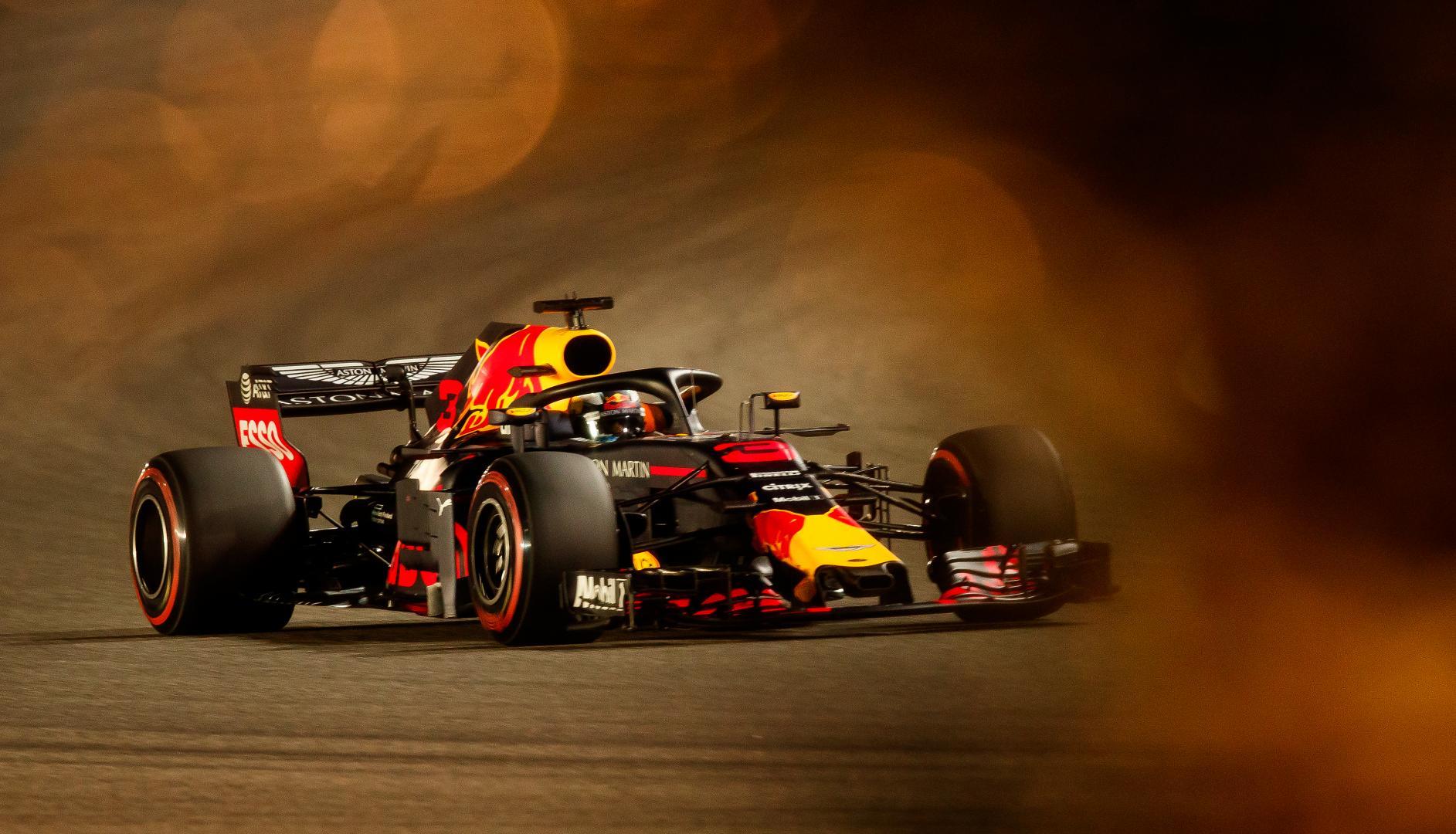 Uitslag van de GP van Bahrein 2018