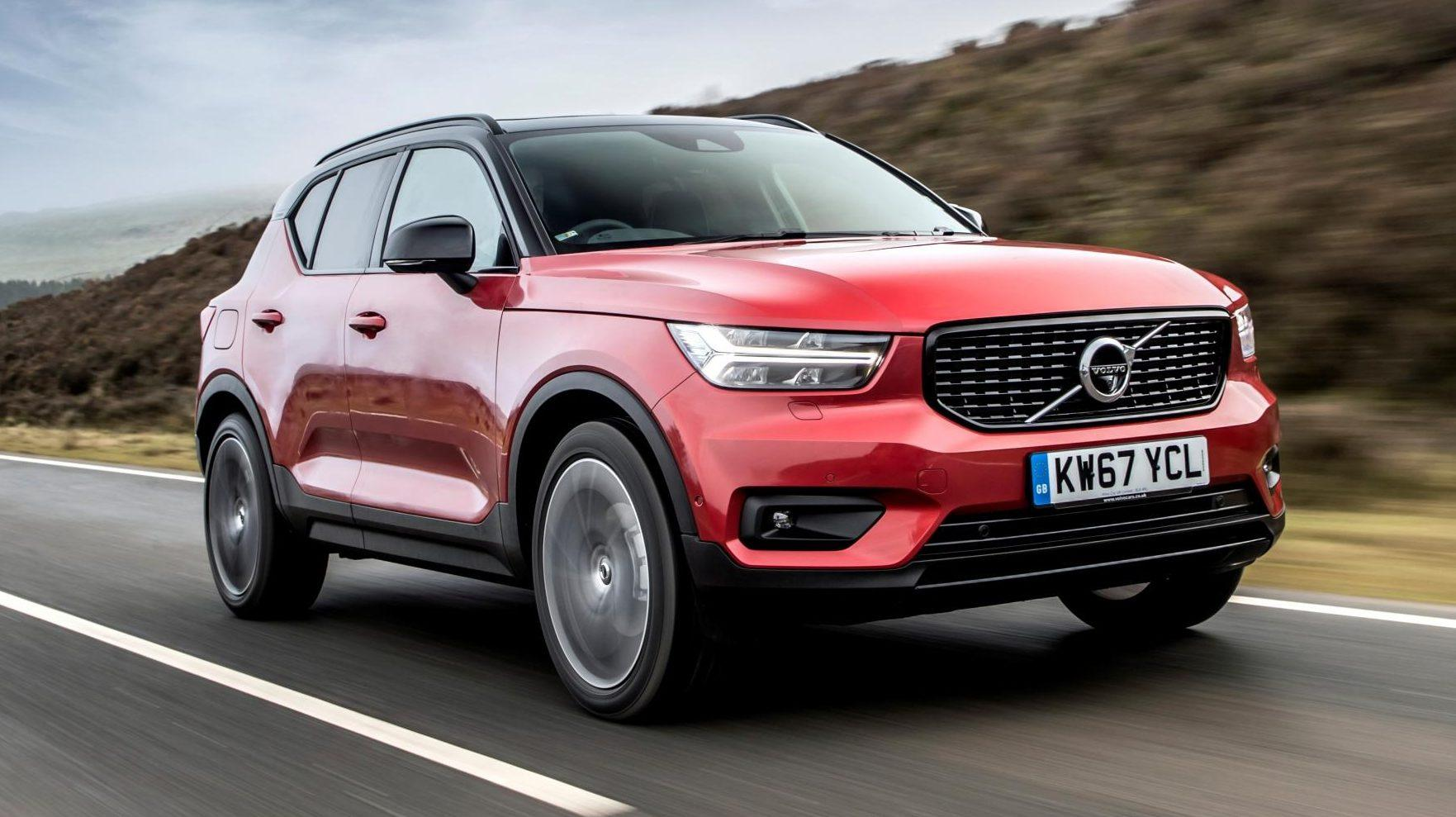 Volvo XC40 D4 AWD Intro Edition (2018)