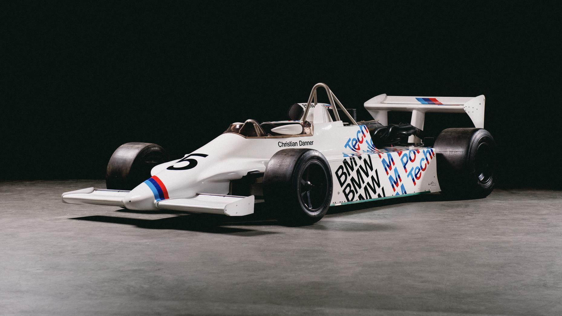 1981 March-BMW 812 Formula 2